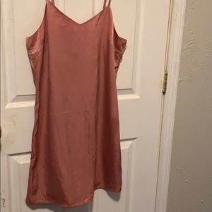 Spaghetti Strap Nightgown Dress